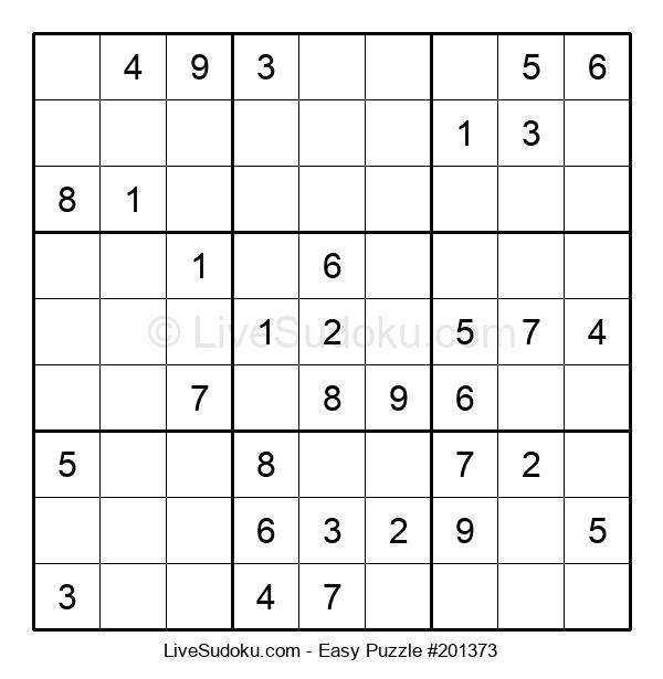 Beginners Puzzle #201373
