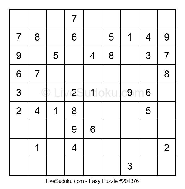 Beginners Puzzle #201376