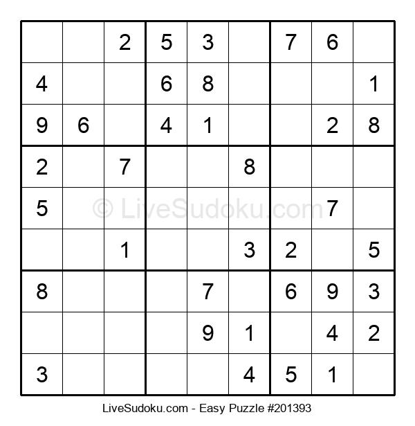 Beginners Puzzle #201393