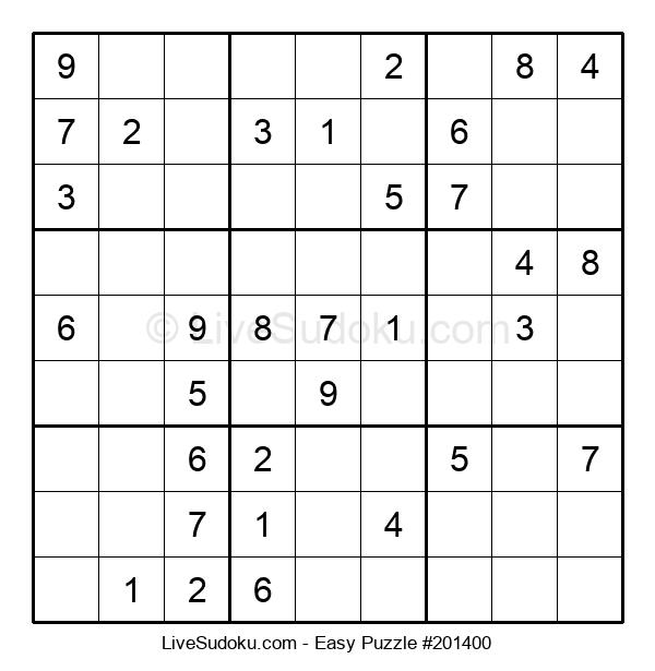 Beginners Puzzle #201400