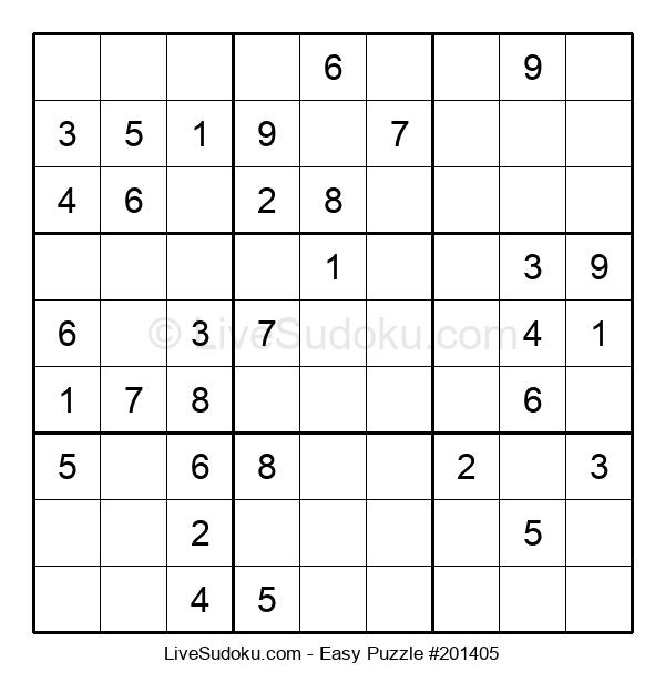 Beginners Puzzle #201405