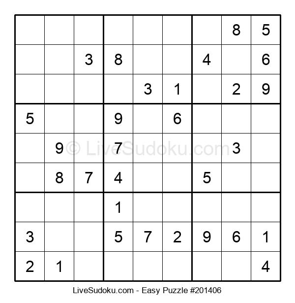 Beginners Puzzle #201406