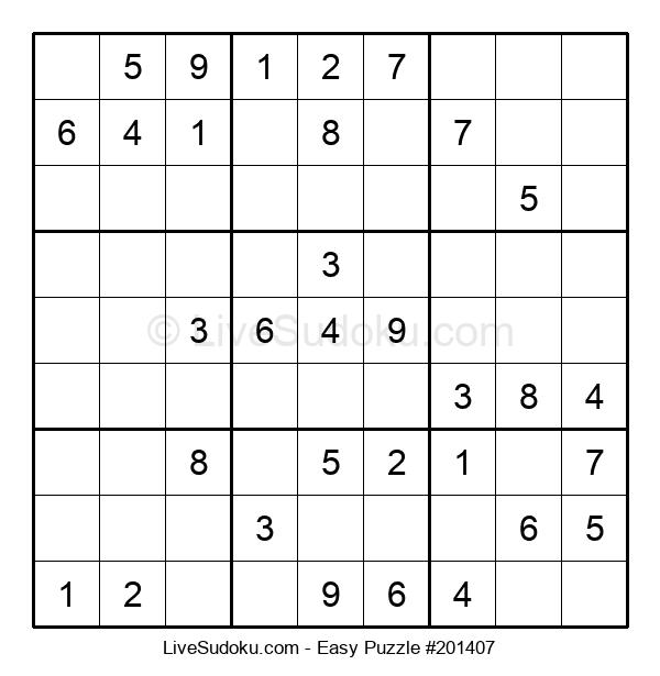 Beginners Puzzle #201407