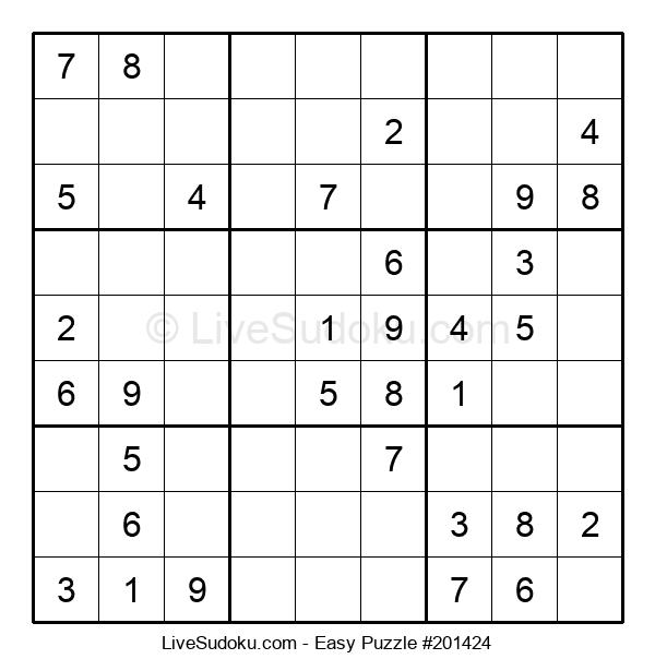 Beginners Puzzle #201424