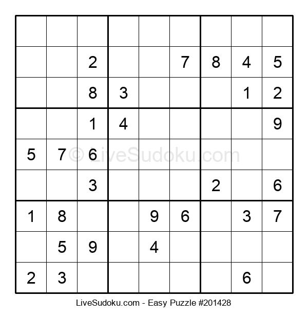 Beginners Puzzle #201428
