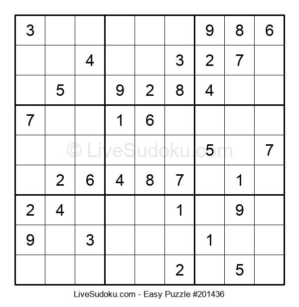 Beginners Puzzle #201436