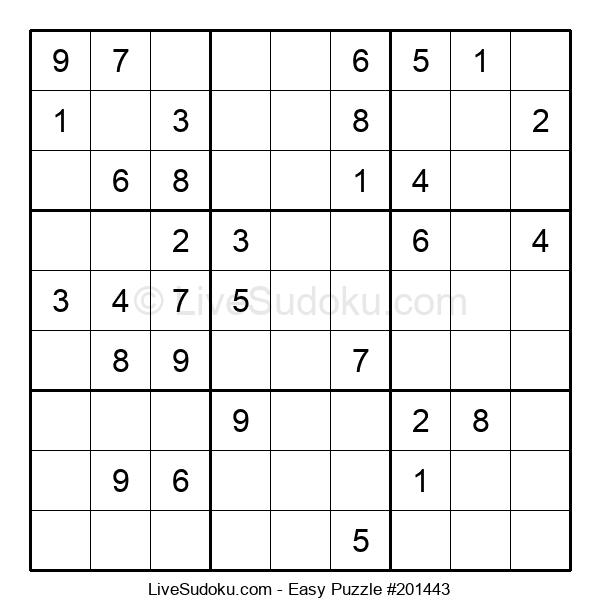 Beginners Puzzle #201443