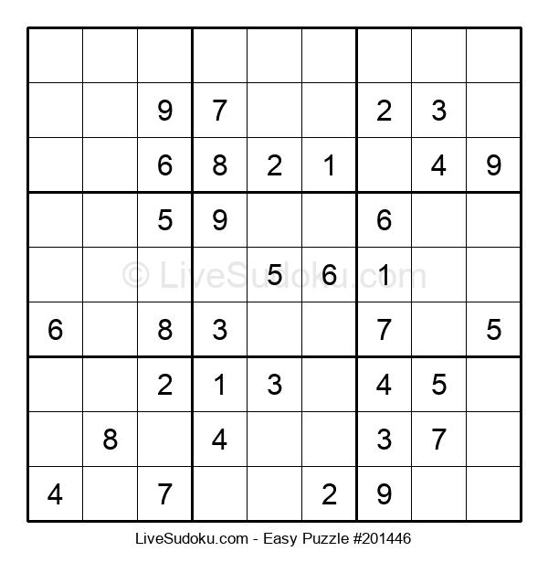 Beginners Puzzle #201446