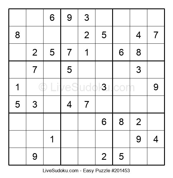 Beginners Puzzle #201453