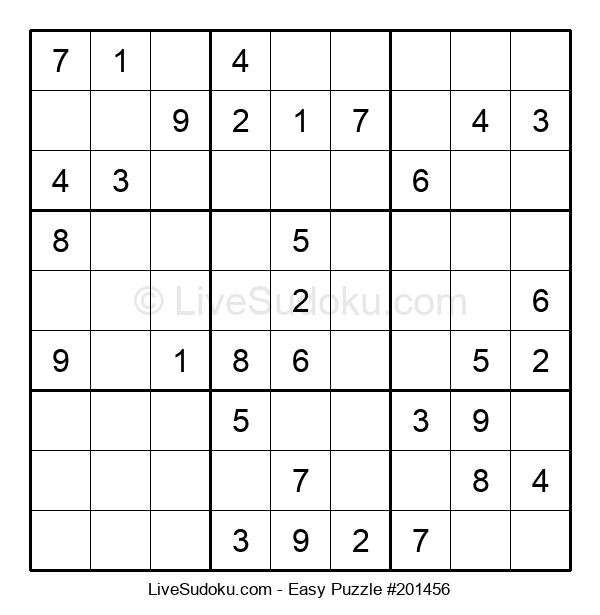 Beginners Puzzle #201456