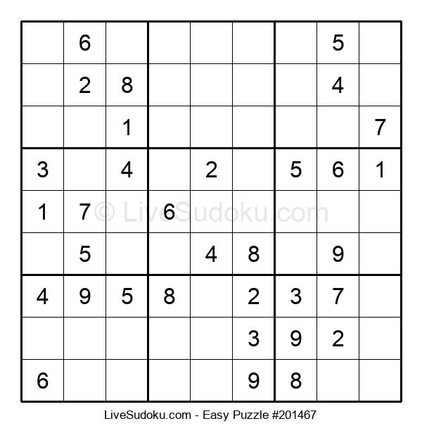 Beginners Puzzle #201467