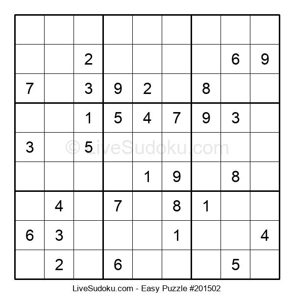 Beginners Puzzle #201502