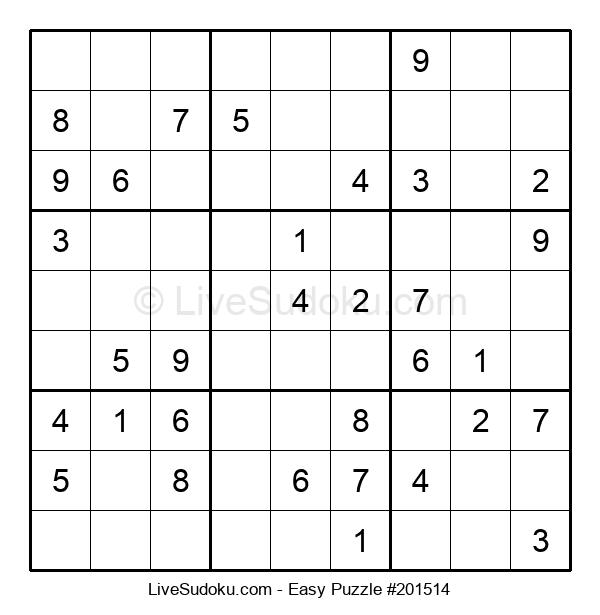 Beginners Puzzle #201514