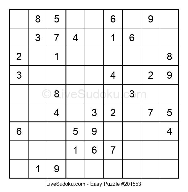 Beginners Puzzle #201553