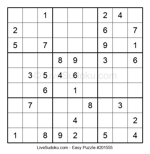 Beginners Puzzle #201555