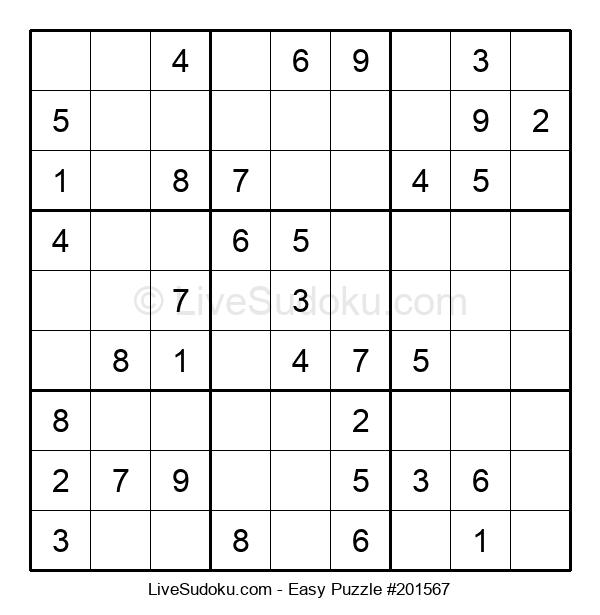 Beginners Puzzle #201567
