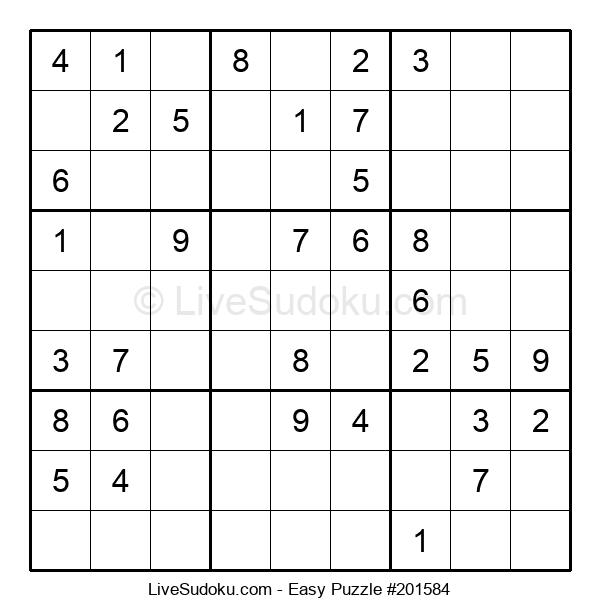 Beginners Puzzle #201584