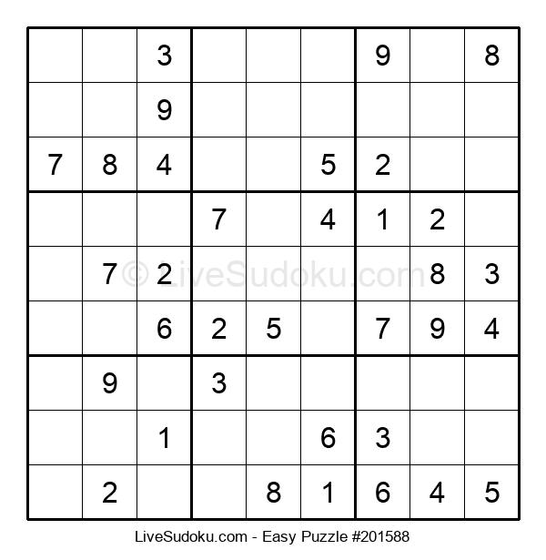 Beginners Puzzle #201588