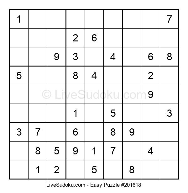 Beginners Puzzle #201618
