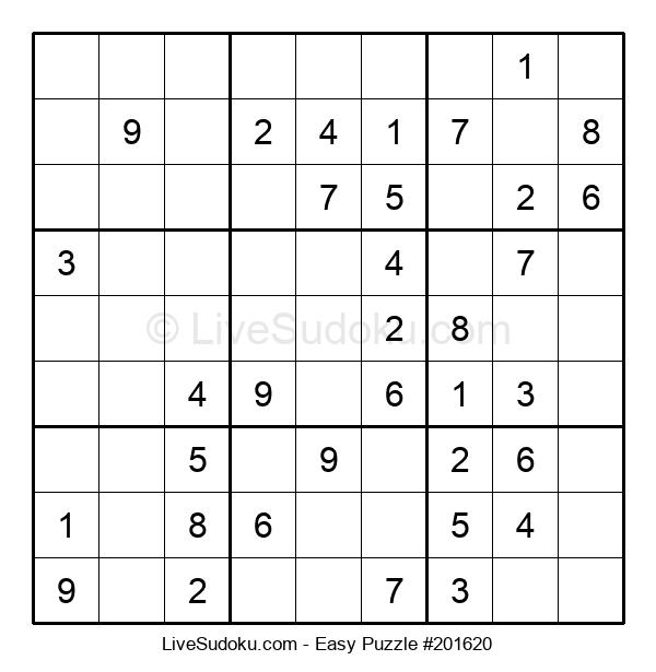 Beginners Puzzle #201620