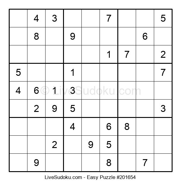 Beginners Puzzle #201654