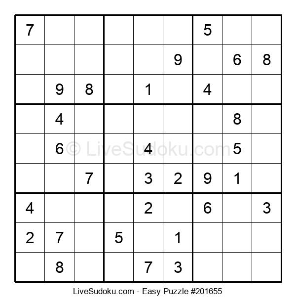 Beginners Puzzle #201655