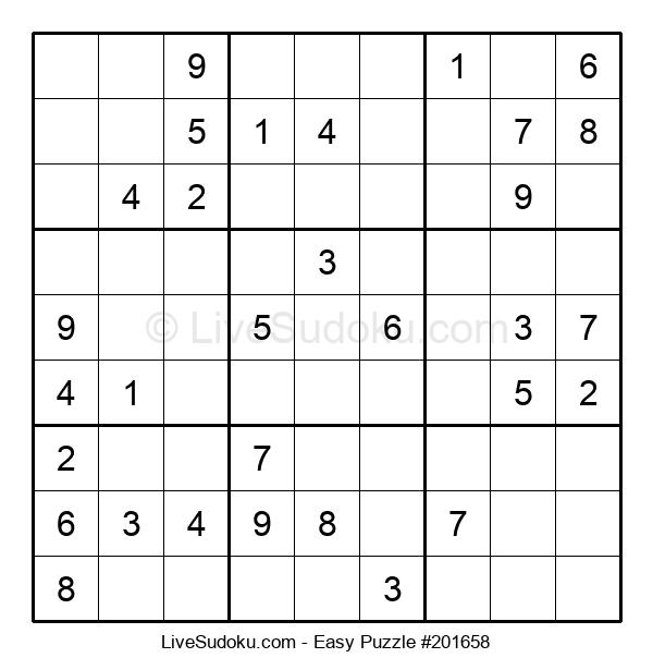 Beginners Puzzle #201658