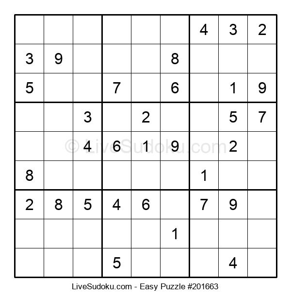 Beginners Puzzle #201663