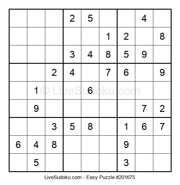 Beginners Puzzle #201675