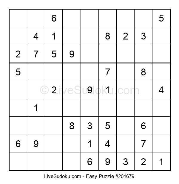 Beginners Puzzle #201679