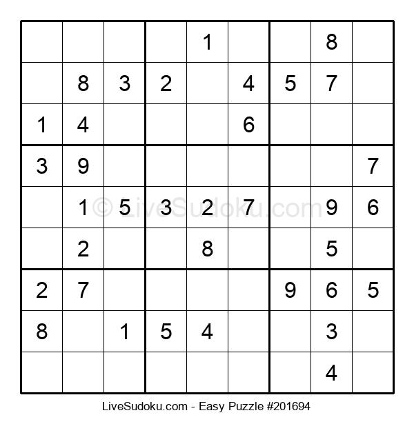 Beginners Puzzle #201694