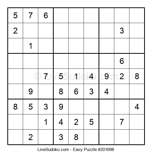 Beginners Puzzle #201698