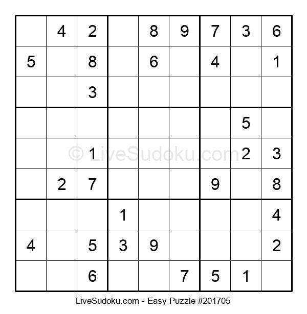 Beginners Puzzle #201705