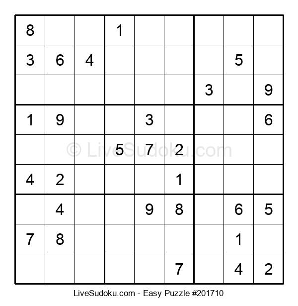 Beginners Puzzle #201710