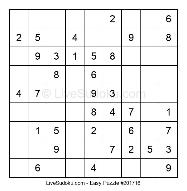 Beginners Puzzle #201716