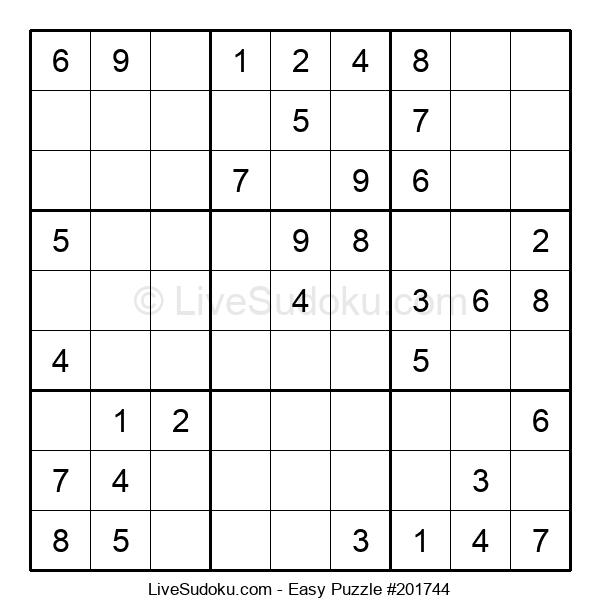 Beginners Puzzle #201744