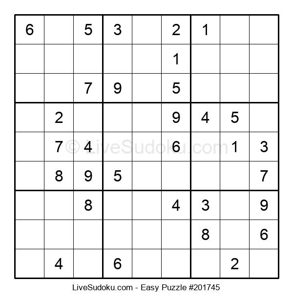 Beginners Puzzle #201745