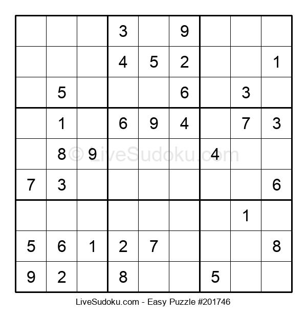 Beginners Puzzle #201746