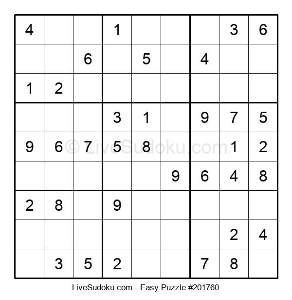 Beginners Puzzle #201760