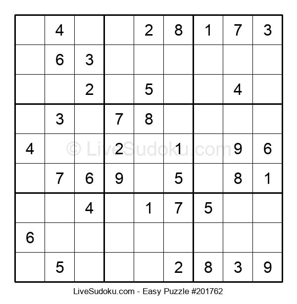 Beginners Puzzle #201762