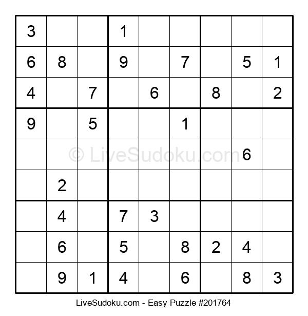 Beginners Puzzle #201764