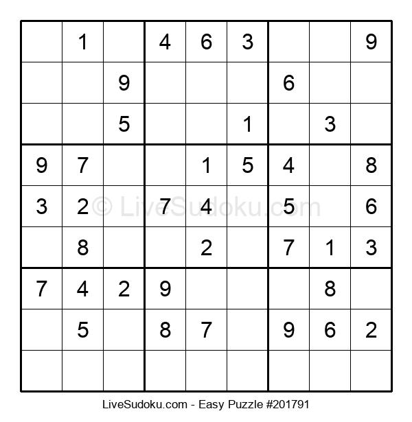Beginners Puzzle #201791
