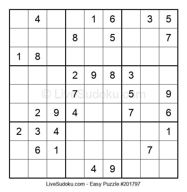 Beginners Puzzle #201797