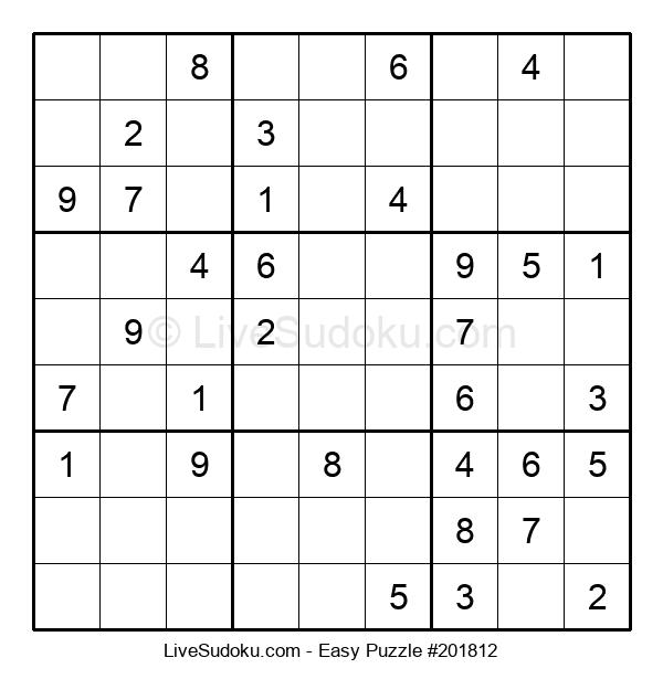 Beginners Puzzle #201812