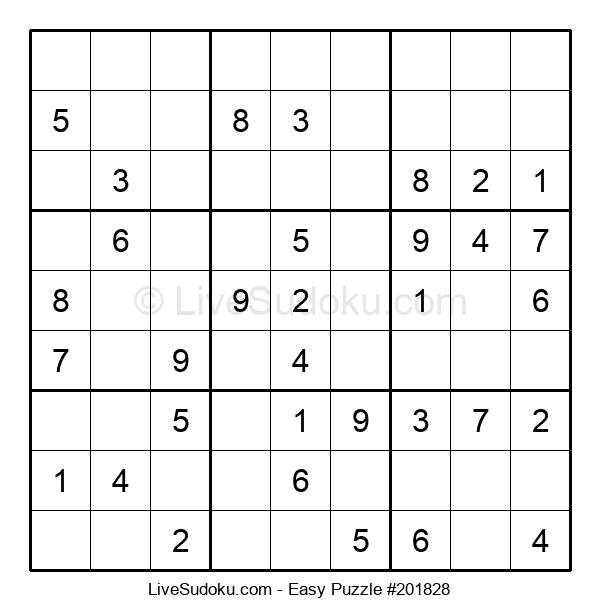 Beginners Puzzle #201828