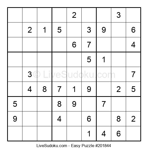 Beginners Puzzle #201844