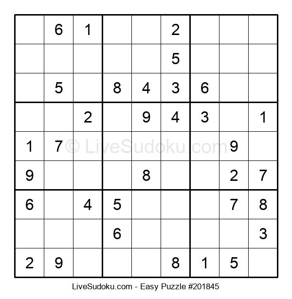 Beginners Puzzle #201845