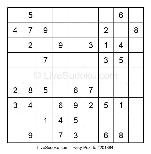 Beginners Puzzle #201884