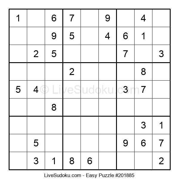 Beginners Puzzle #201885