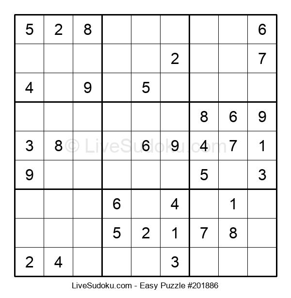 Beginners Puzzle #201886
